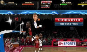 NBA JAM by EA SPORTS Android Resim-5