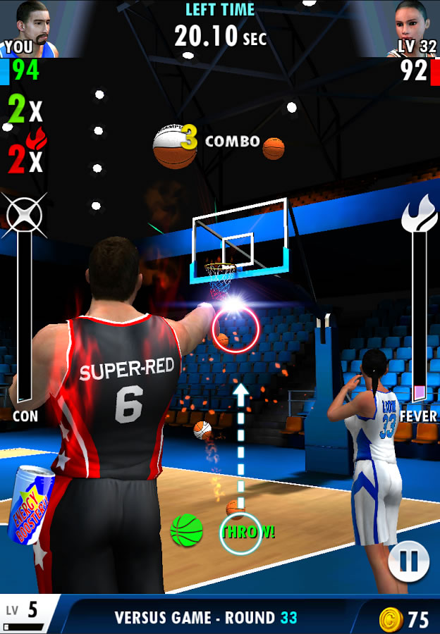 Basketball Champion-Android-resim1