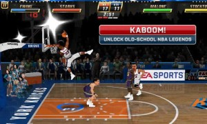 NBA JAM by EA SPORTS Android Resim-2