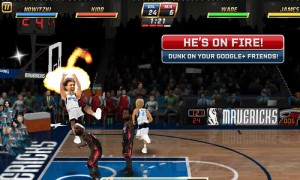 NBA JAM by EA SPORTS Android Resim-3