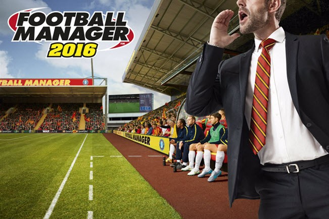 Football Manager 2016 Playstore'da